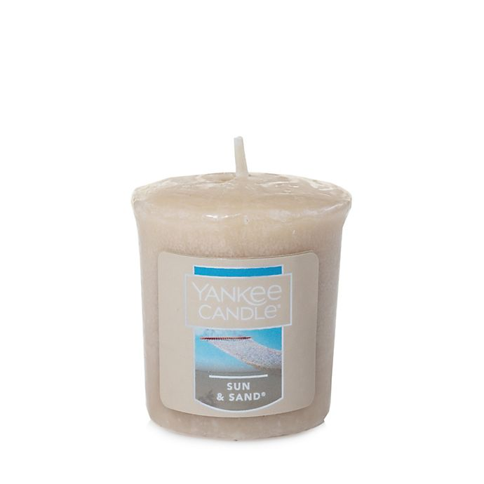 Alternate image 1 for Yankee Candle® Housewarmer® Sun & Sand™ Votive