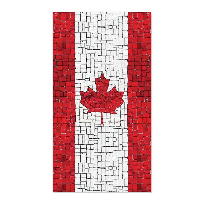 Alternate image 1 for Oh Canada 16-Pack Paper Guest Towels