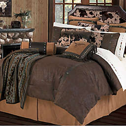 HiEnd Accents Caldwell Comforter Set