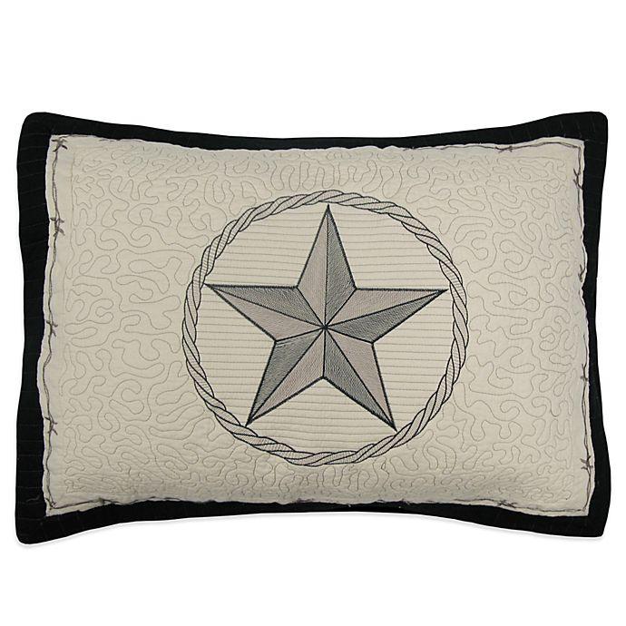Alternate image 1 for Donna Sharp Texas Pride Pillow Sham