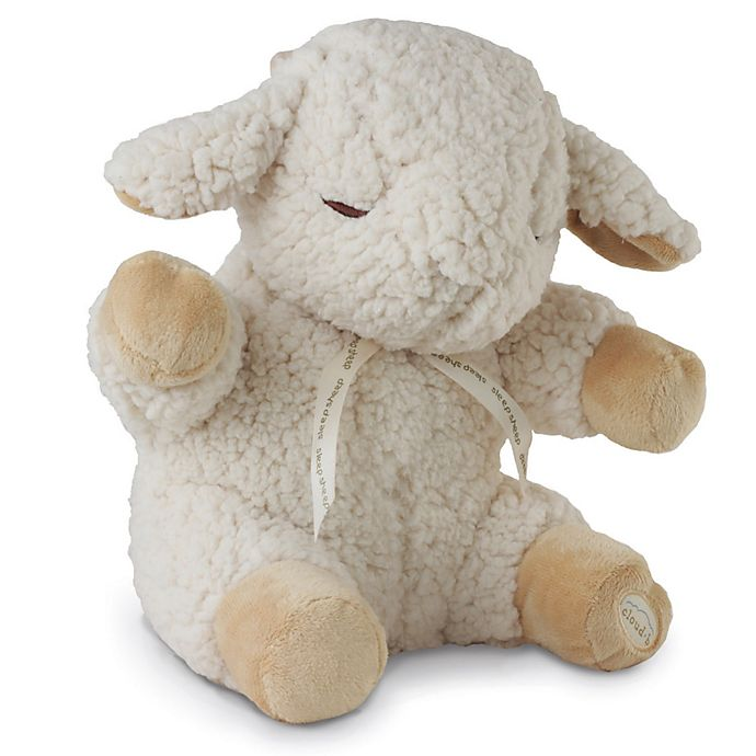 Alternate image 1 for cloud b® Sleep Sheep™ 8 Sounds Soother