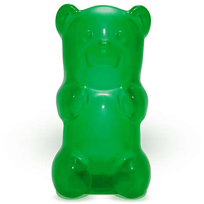 GummyGoods Gummy Bear Nightlight in Green