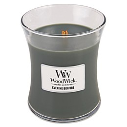 Woodwick® Evening Bonfire 10 oz. Jar Candle