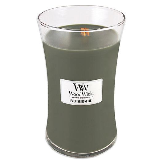 Alternate image 1 for Woodwick® Evening Bonfire 22 oz. Jar Candle