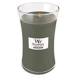 Woodwick® Evening Bonfire 22 oz. Jar Candle