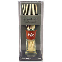 Woodwick® Evening Bonfire Small Reed Diffuser