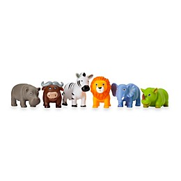 Elegant Baby Jungle Party Bath Squirties