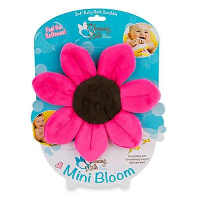 Mini Bloom Scrubbie in Hot Pink