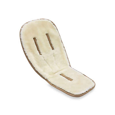 Bugaboo Wool Seat Liner in Off White