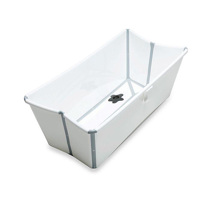 Alternate image 1 for Stokke® Flexi Bath™ Bath Tub in White