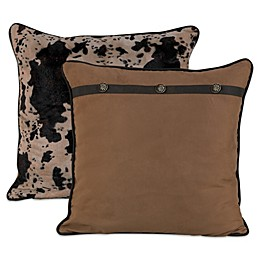 HiEnd Accents Caldwell Reversible European Pillow Sham