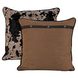 HiEnd Accents Caldwell Reversible European Pillow Sham