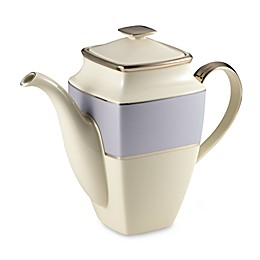Lenox® Blue Frost Square Coffeepot