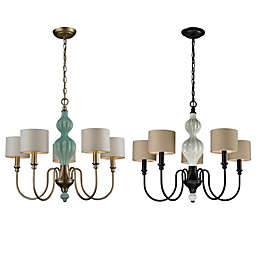 Lilliana 5-Light Pendant Chandelier