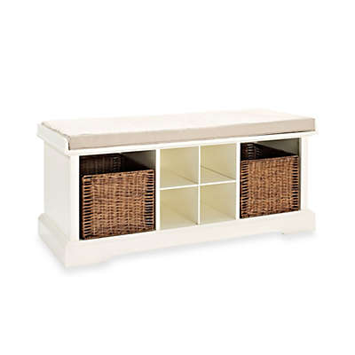 Crosley Brennan Entryway Storage Bench