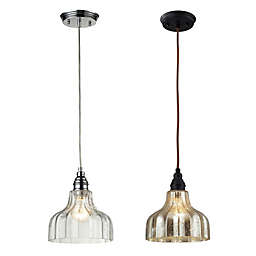 Danica 1-Light Pendant Light