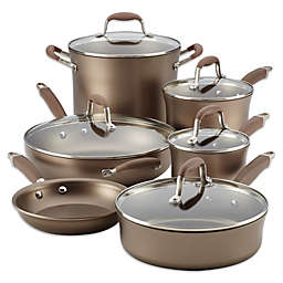Anolon® Advanced Umber 11-Piece Cookware Set and Open Stock