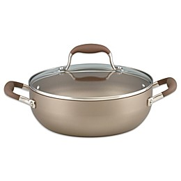 Anolon® Advanced Umber 3.5 qt. Covered Chef's Casserole
