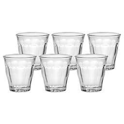 Duralex® Picardie 3-1/4 Ounce Glasses (Set of 6)