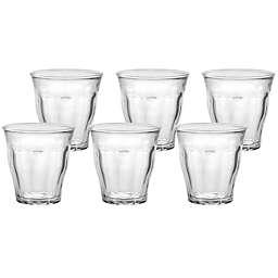 Duralex® Picardie Glasses (Set of 6)