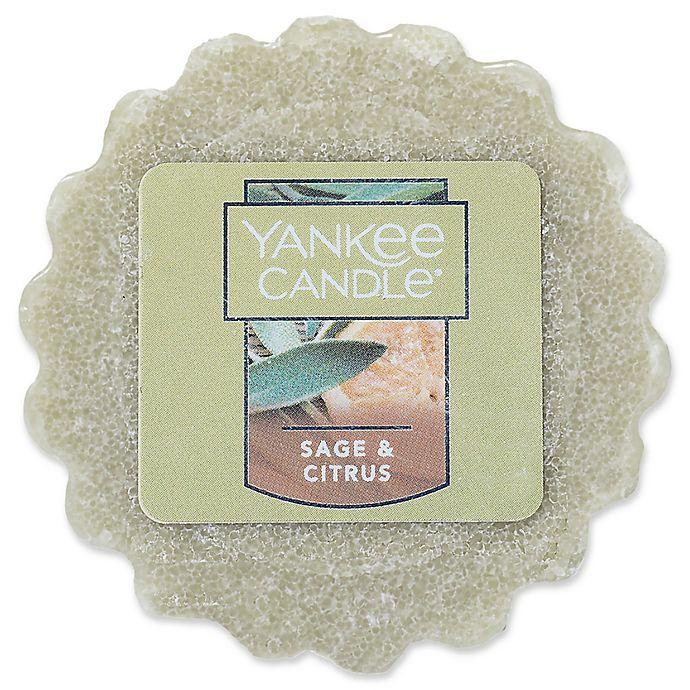 Alternate image 1 for Yankee Candle® Sage & Citrus Tarts® Wax Melts