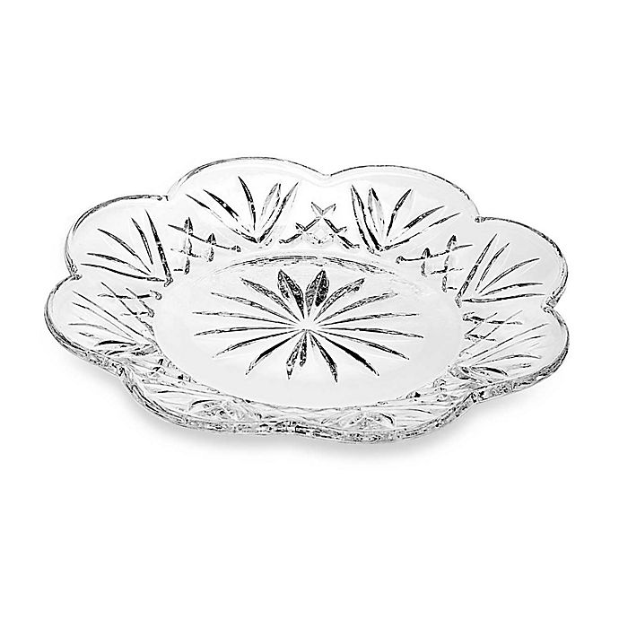 Alternate image 1 for Godinger Silver Dublin 5-Inch Canape Plates (Set of 4)
