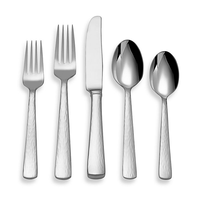 Alternate image 1 for Reed & Barton Silver Echo 5-Piece Flatware Place Setting