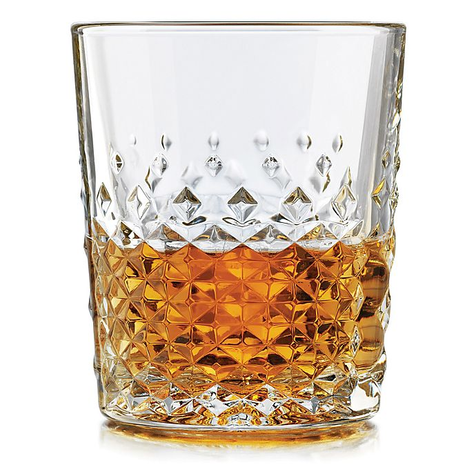 Alternate image 1 for Libbey® Glass 12-Ounce 4-Piece Perfect Scotch Set