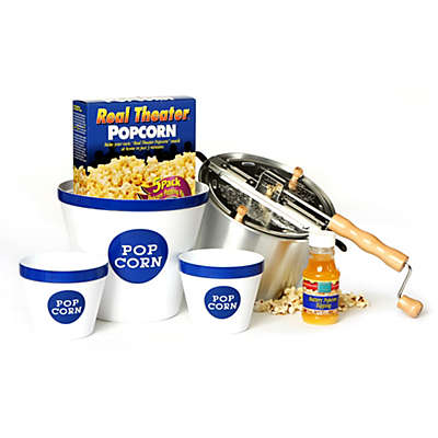 Wabash Valley Farms™ Stovetop Popcorn Popper Theater Party Pack