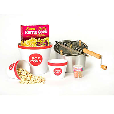 Wabash Valley Farms™ Stovetop Popcorn Popper Kettle Corn Party Pack
