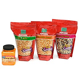 Wabash Valley Farms™ Popcorn Kernel Variety Set with Coconut Popping Oil