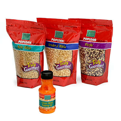 Wabash Valley Farms™ Gourmet Kernel Set with Popping Oil