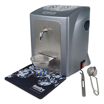 UltraSpa™ Dual Ultrasonic and Steamer in Slate