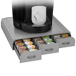 Mind Reader Anchor 36 K-Cup® Capacity Drawer in Grey