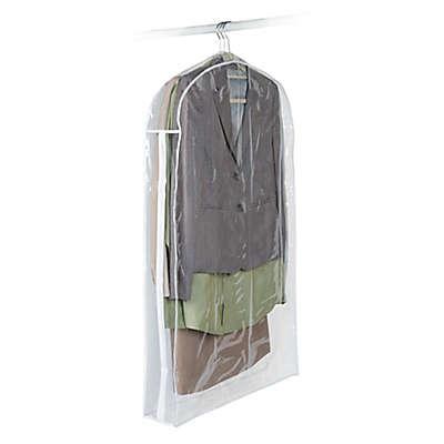 Closetware Clear Suit Bag