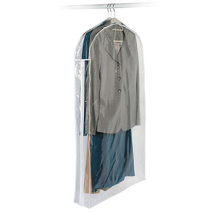 Alternate image 1 for Closetware Clear Dress Bag