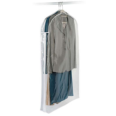 Closetware Clear Dress Bag