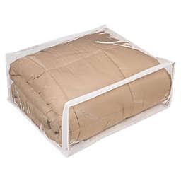 Closetware Clear Comforter Bag