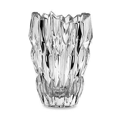 Nachtmann Quartz 6 3/10-Inch Vase