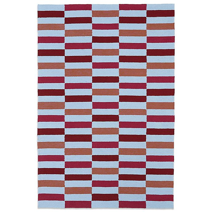 Alternate image 1 for Kaleen Matira 3-Foot x 5-Foot Area Rug in Cranberry