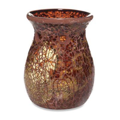 Yankee Candle 174 Shimmering Pumpkin Mosaic Wax Melt Warmer