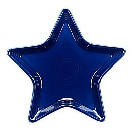 Fiesta® Americana Star Accent Plate in Cobalt Blue