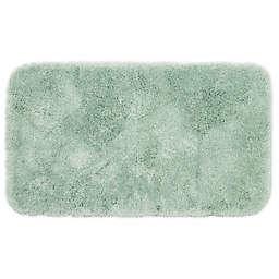 Wamsutta® Duet 20-Inch x 34-Inch Bath Rug in Mint