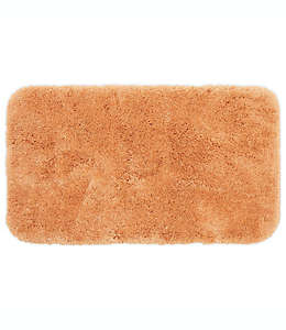 Tapete para baño de fibras sintéticas Wamsutta® Duet color arcilla