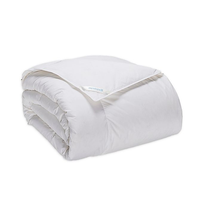 Alternate image 1 for Nestwell™ Extra Warmth White Down Comforter