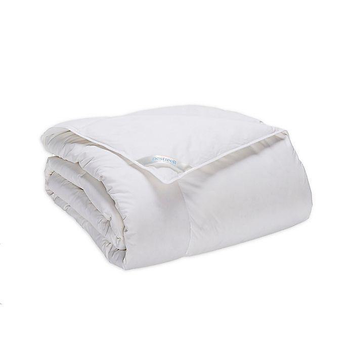 Alternate image 1 for Nestwell™ Medium Warmth White Down Comforter
