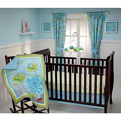 Little Bedding by NoJo® Ocean Dreams Crib Bedding Collection
