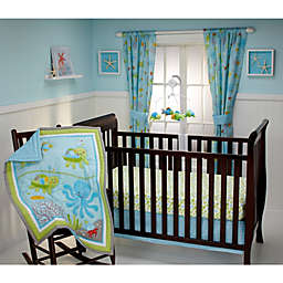 Little Bedding by NoJo® Ocean Dreams 3-Piece Crib Bedding Set