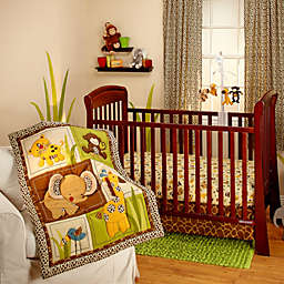 Little Bedding by NoJo® Jungle Dreams Crib Bedding Collection
