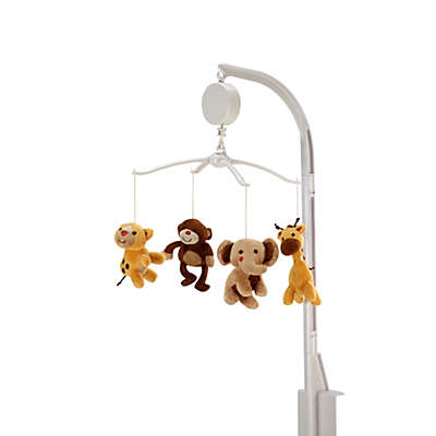 Little Bedding by NoJo® Jungle Dreams Musical Mobile